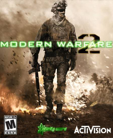 cod4 mw single player crack